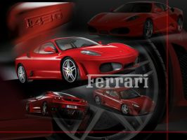 Ferrari F430 Wallpaper by Fironza