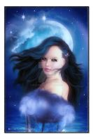 Blue Moon by Ecathe