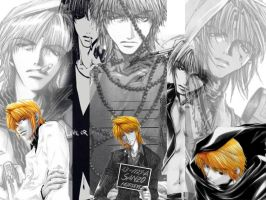 Sanzo Wallpaper by nntbarton