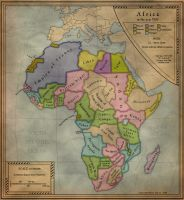 WWI Africa by Alt-Reality