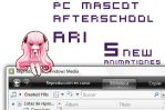 PC MASCOT Afterschool Ari by B0RN-T0-DIE
