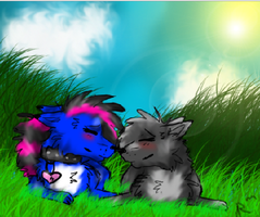 .:Sweet, Soft Grass:. by ravenpawiscool