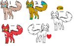 Adopts by bluebunny044