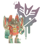 starscream says.... by raps0n