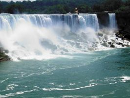 Niagara Falls by carbyville