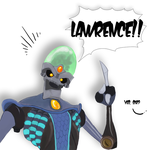 LAWRENCE by Grethe--B