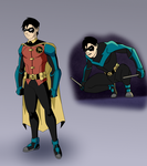Boy Wonder: The First. by Bobkitty23