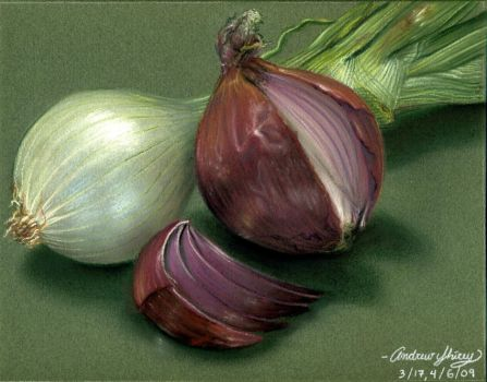 pastel onions by silentsketcher