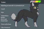 Character ID: Luna by buttermiIks