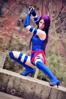 Psylocke by MapleBunnie