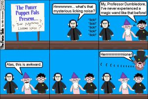 Potter Pals Gay Dumbledore by niboswald