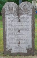 Ten Commandments by Iceman31