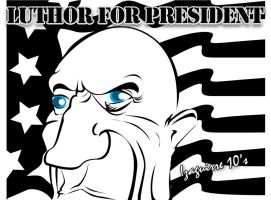 Luthor for President by Aiestesis