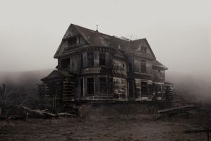 Foghouse by SkylerBrown