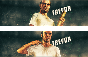 GTA V Trevor Signatures (Updated) by CREEPnCRAWL