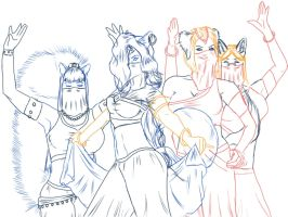 Sketch: Group 2 by HannaEsser