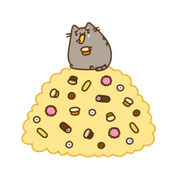 pusheen render by Reichabelle17