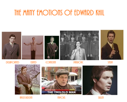 The Emotions of Edward Khil by Bentleyhacker