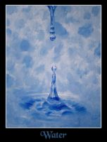 - Four Elements - Water - by IskaDesign