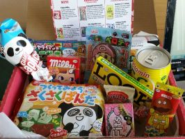 Japan Crate: March Premium by WanNyan
