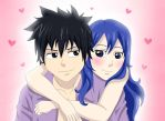 Gray and Juvia by sgw12