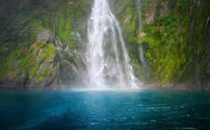 Stirling Falls by CainPascoe