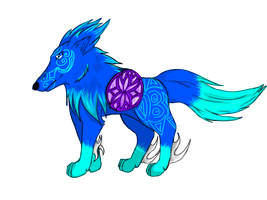 Roshu for BoykinWolf by GrimmXD-Adopts