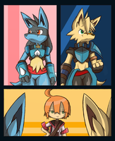 Who do you choose? by ohgoshdarnthesecond