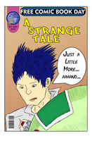 A Strange Tale Cover by angel-chickxx