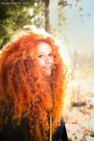 Sunshine Merida by Zoisite-Virupaksha