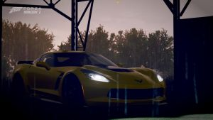 Forza Horizon 2 - Chevrolet Corvette ZO6 ( New ) by RyoFox630