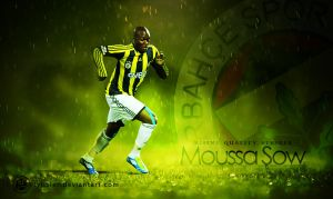 Moussa SOW by Iyiisler