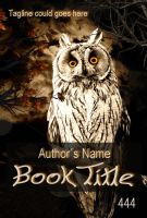 Premade E-Book Cover 444 - Owl by Night by Jassy2012