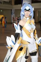 Xenosaga - Kos-Mos by Xeno-Photography