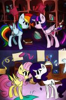 Book nerds and Fashion geeks by mylittlelevi64