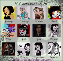 meme year art by t-lider