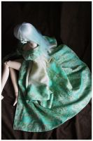 Shoppe : Mint vintage robe for SG by Nezumi-chuu