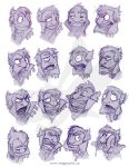 Chad Expressions 25Percent by weremagnus