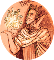 Mephistopheles by quiteproustian