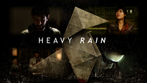 Heavy Rain Wallpaper by CrossDominatriX5