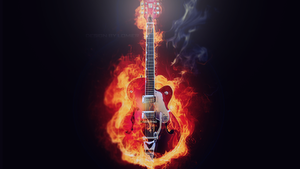 Guitar by Lomier