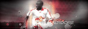 Jozy Altidore by metalhdmh