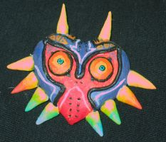 Majora's Mask by zynwolf