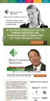 Dale Carnegie Training FB page by TimothyGuo86