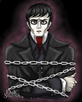 Barnabas Collins by Xeinzeru