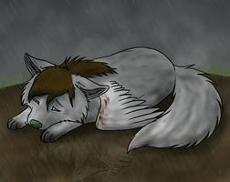Not Good Enough by OkamiWhitewings