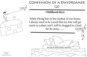 confession of a daydreamer-2 by sumangal16