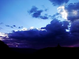 A Distant Storm by Morna