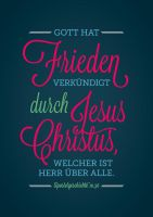 Acts 10:36 by Philipp-JC