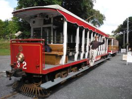 Manx Electric Railway by SteamRailwayCompany